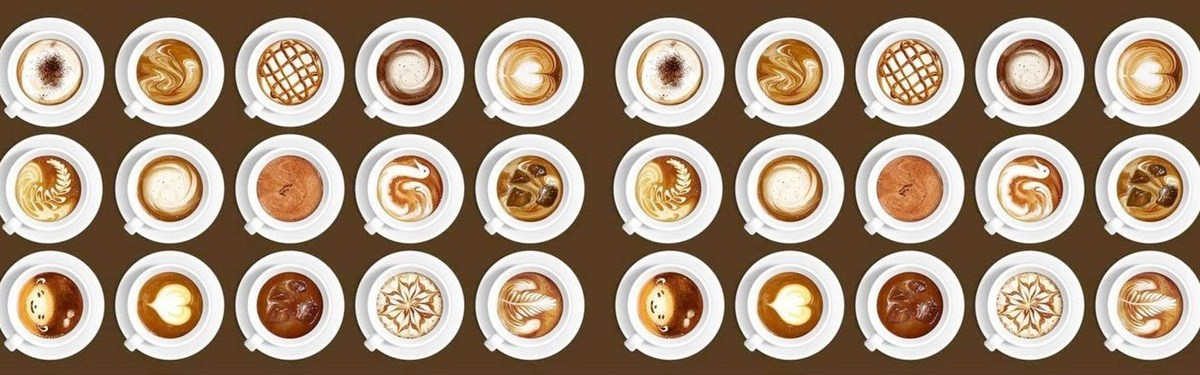 Arte con cafe: Increíbles imagenes en 3D creadas con espuma de leche en el café capuchino