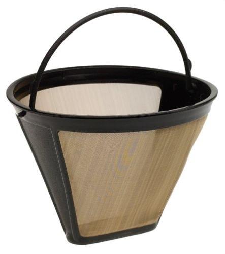 Filtros permanentes o reutilizables de café