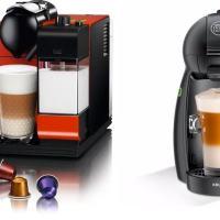Nespresso vs Dolce Gusto: comparativa de sistemas de cápsulas de café y cafeteras (Nestlé)