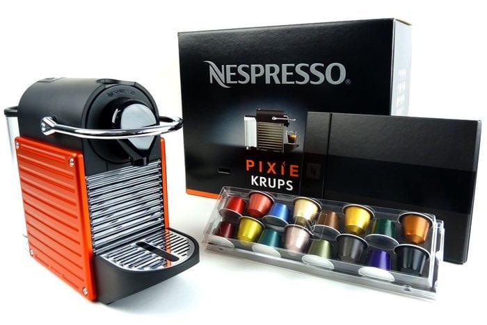 Nespresso Pixie Red XN3006 Krups