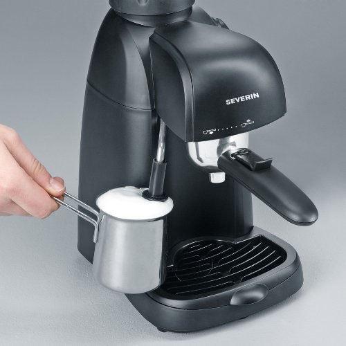 Severin KA 5979 - Cafetera Espresso - Opinión y análisis
