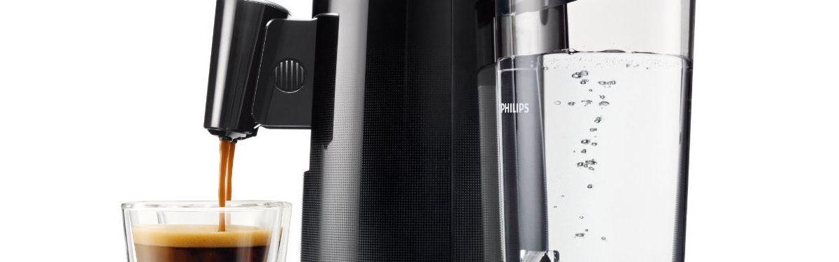 Philips Senseo Twist HD7870 – Cafetera de cápsulas – Opinión