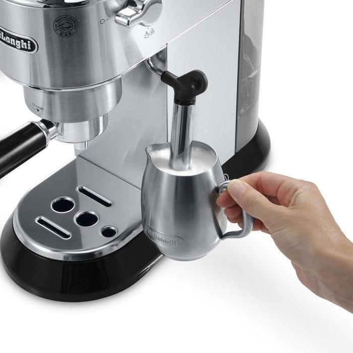 DeLonghi EC 680 - Cafetera espresso manual - opinión