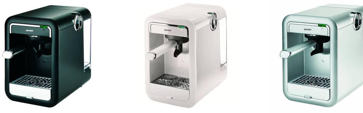 Cafetera espresso Guzzini Single G-Plus – El diseño al poder – Opinión
