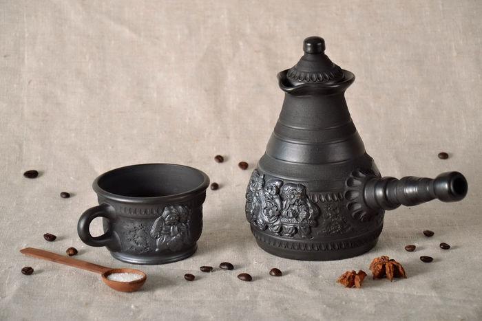 ¿Cómo podemos preparar un café turco en casa?