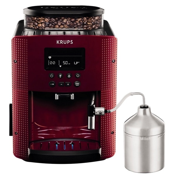 Black Friday: Cafetera Superautomática Krups Pisa EA8165