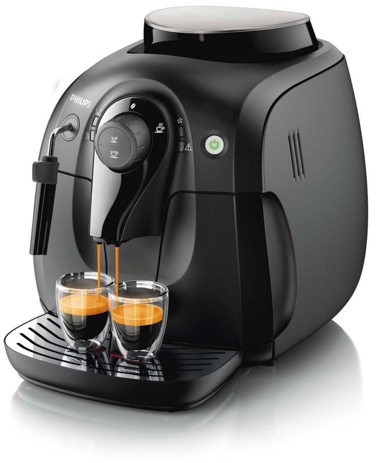 Philips Serie 2000 Vapore - Cafetera espresso súper automática