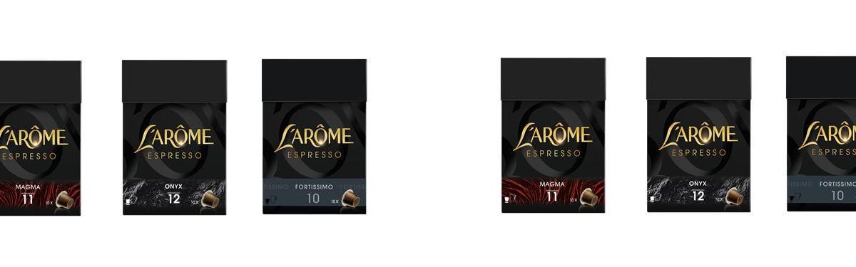 Cápsulas de café L'ARÔME Marcilla para Nespresso – Opinión