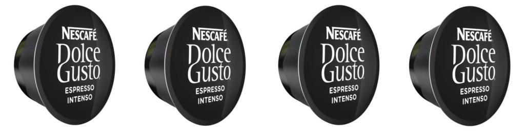 Cápsulas Dolce Gusto Espresso Intenso - Dónde comprar online