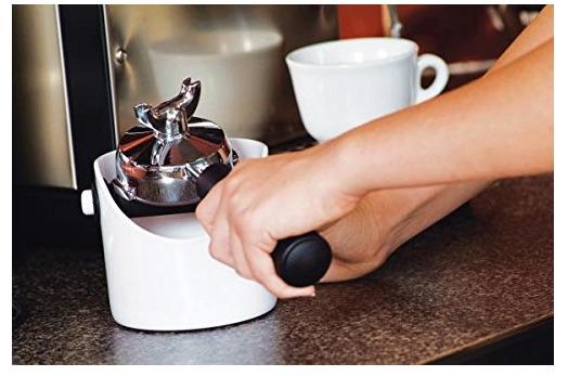 Dreamfarm DFGR1181 Marco Noir - Bote para tirar los posos del café