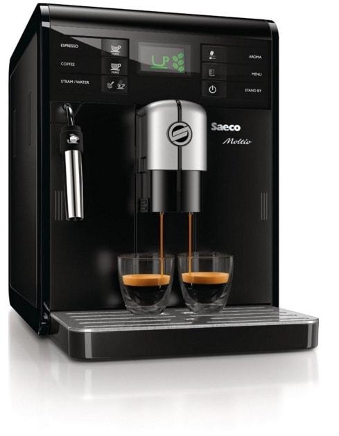 Saeco Moltio HD8766/01 - Cafetera automática
