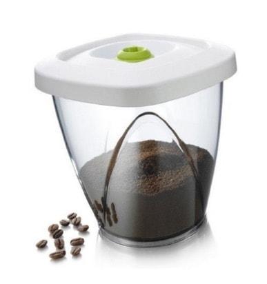 recipiente hermético cafe