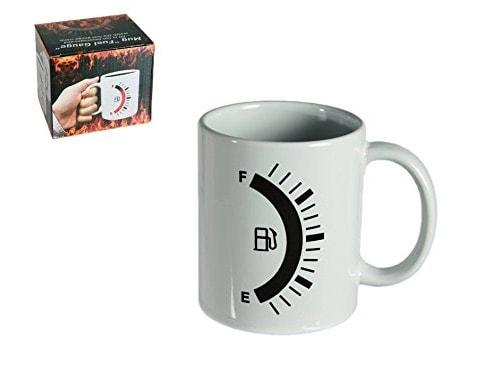Taza para té o café con indicador de temperatura de OUT OF THE BLUE