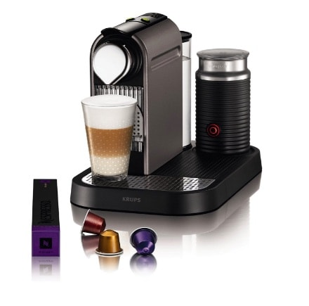 Nespresso Citiz & Milk Titan XN730TP4 – Opinión