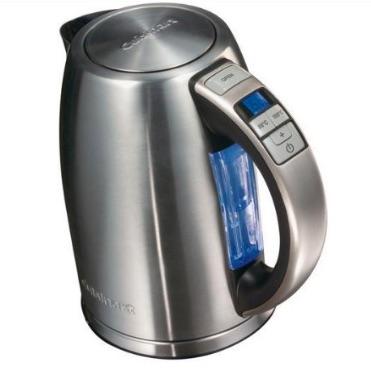 El mejor hervidor de agua cuisinart cpk17e - Hervidor de agua electrico ...