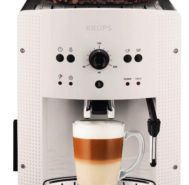 Krups EA8105 - Cafetera superautomática en oferta por unos 250 euros