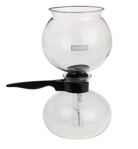 Bodum Pebo - Cafetera alambique