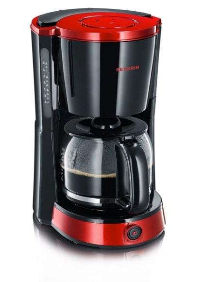 Severin KA 4492 - Cafetera de goteo de 1,4 litros y 1000 W