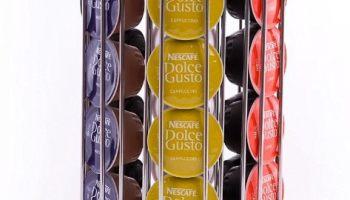 Dolce Gusto Peak Coffee D48 - Soporte para cápsulas en oferta