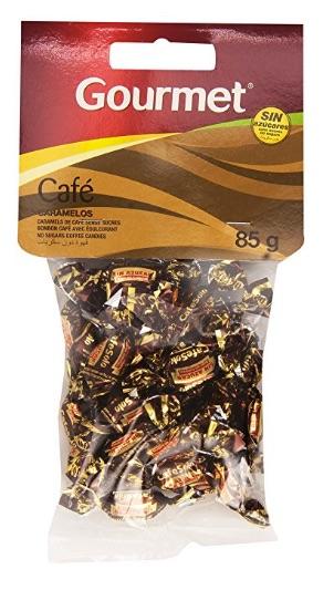 Gourmet - Café - Caramelos - 85 g