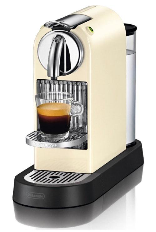 Nespresso CitiZ Automática DeLonghi - Cafetera monodosis