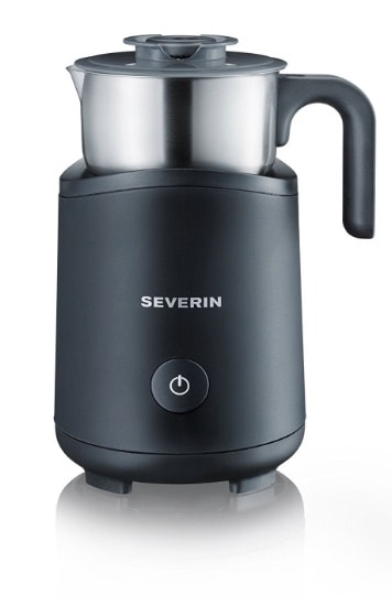 Ahorra un 45% en el calentador y emulsionador de leche Severin SM 9495: solo cuesta 49 euros