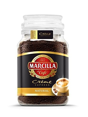 Marcilla - Crème express de café soluble natural