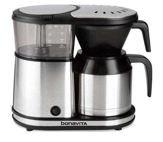 Cafetera Bonavita BV1500TS-CEV - Opinión y análisis
