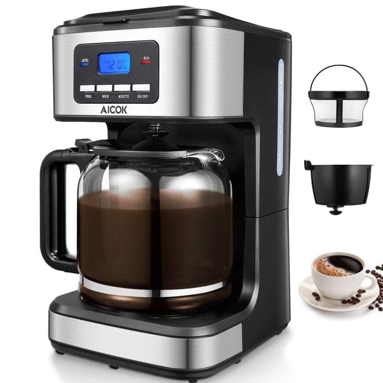 Cafetera de filtro Aicok