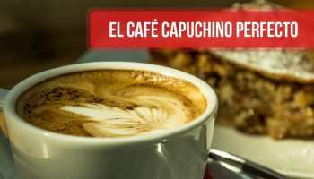 cafe capcuhino perfecto
