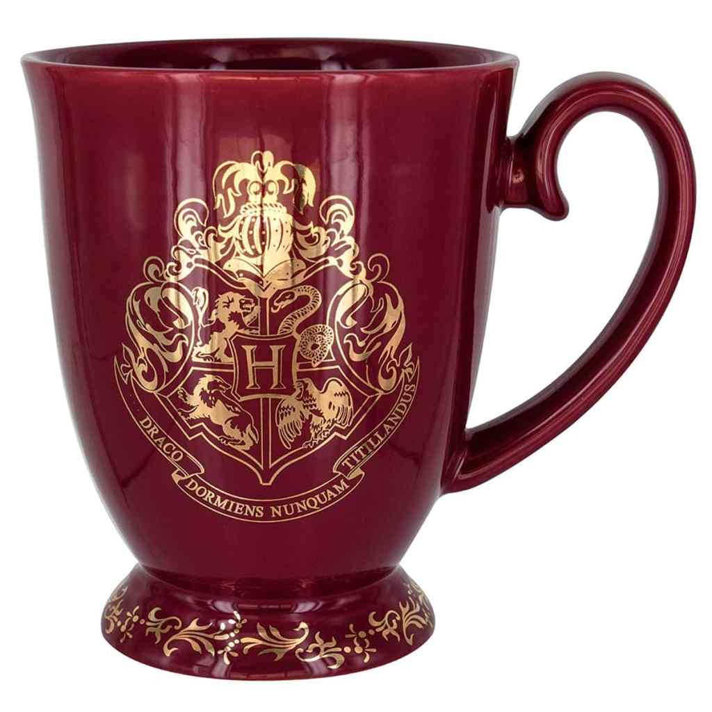 HARRY POTTER - Taza de Desayuno de Hogwarts