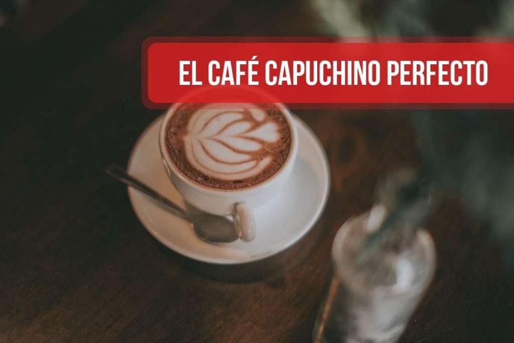 ¿A que sabe un café Capuchino y cómo es?