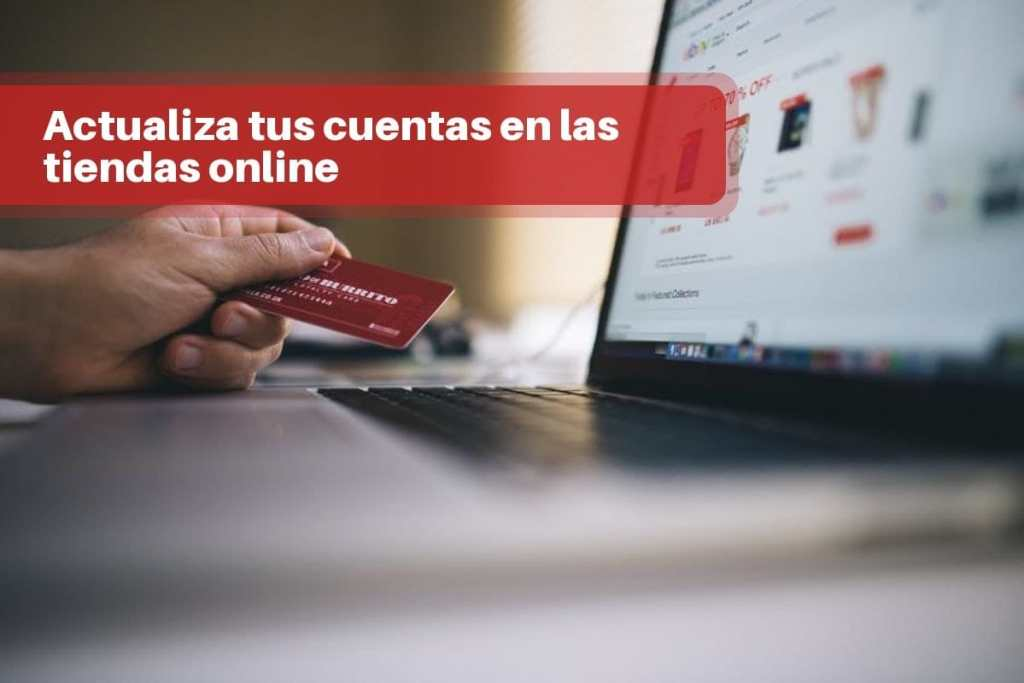 Tus datos actualizados antes del Black Friday