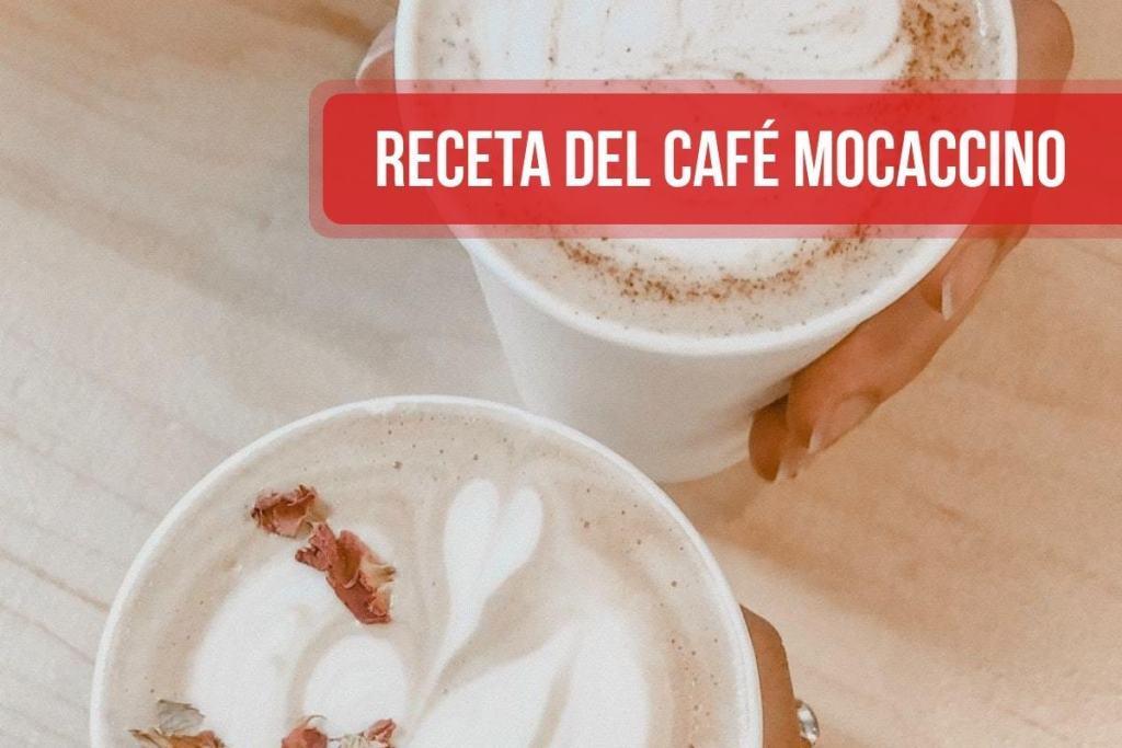 Receta del café Mocachino