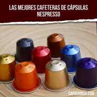 Las 10 mejores cafeteras de cápsulas Nespresso que puedes comprar por calidad precio (2019)