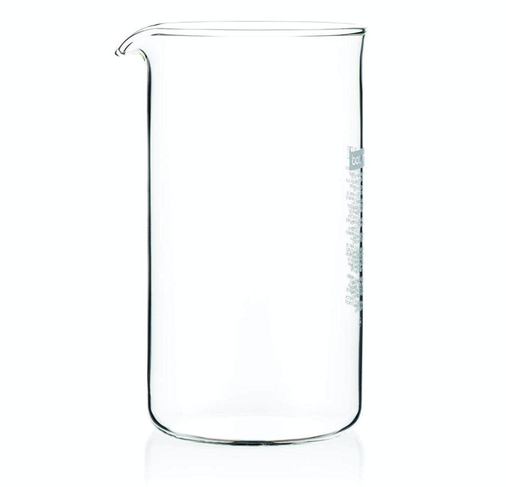 Cristal de repuesto para cafeteras de embolo