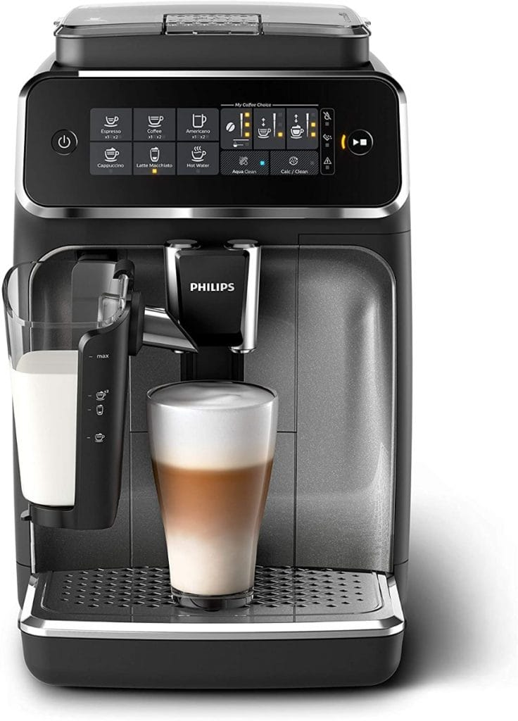 Philips EP3246/70 Serie 3200 - Cafetera super automática