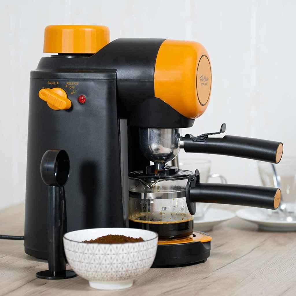 ECODE Cafetera Espresso Forte Classic, 5 Bar