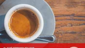 El café espresso italiano: características y propiedades que debe tener
