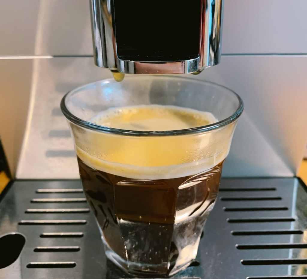 crema viaggio espresso cafe en grano