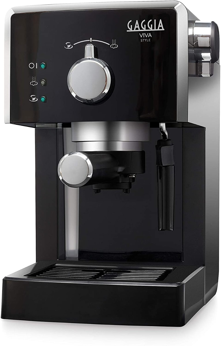Las mejores cafeteras Gaggia espresso por calidad precio