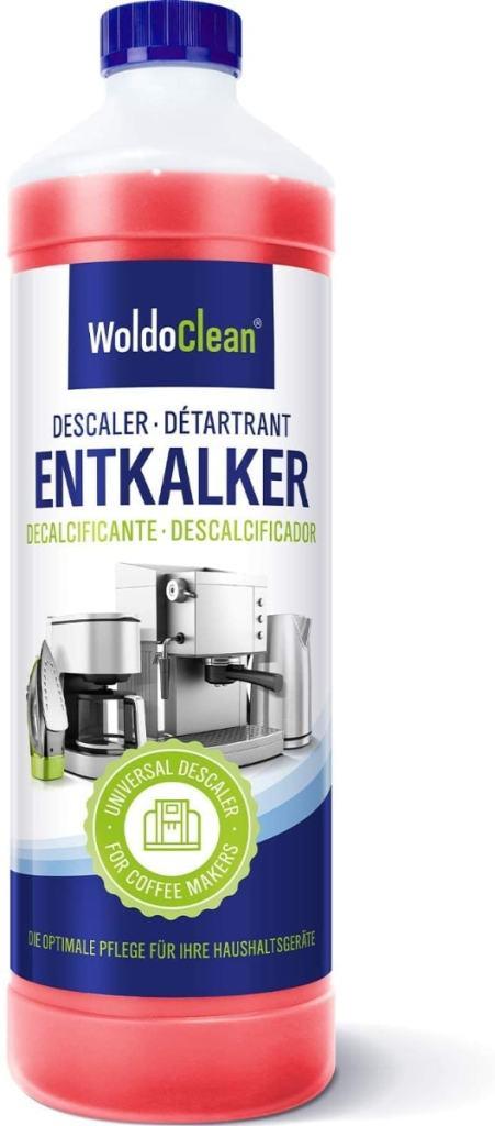 Descalcificador para cafetera de WoldoClean (750ml)