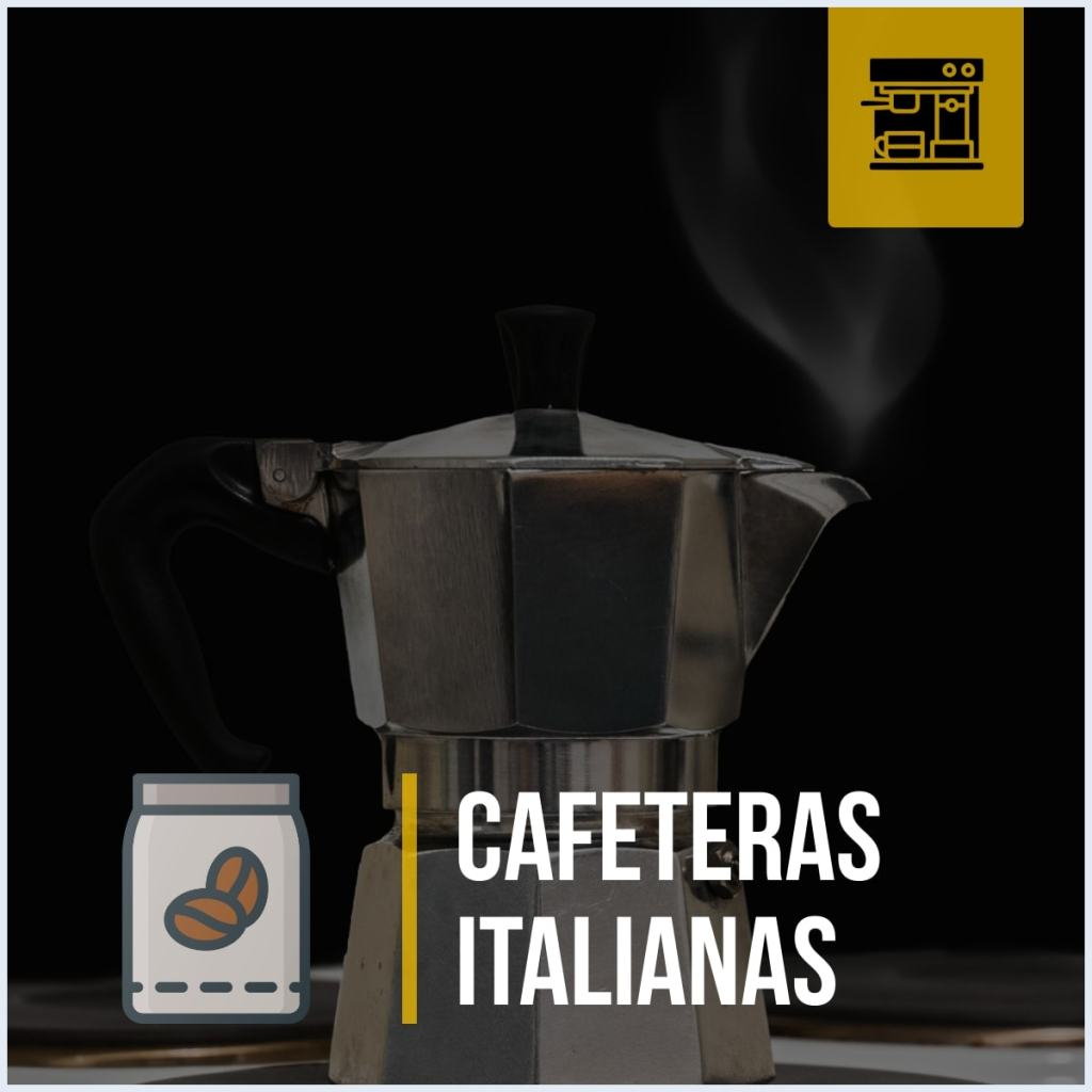 Cafeteras italianas