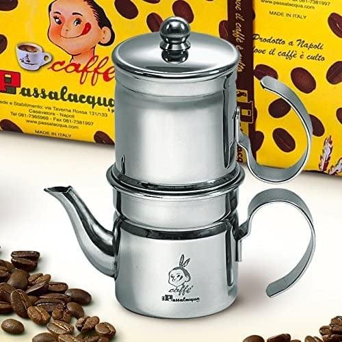 Cafetera napolitana de Passalacqua