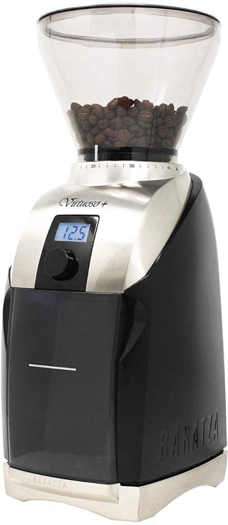 El mejor molinillo de café eléctrico profesional para tu casa: Baratza Virtuoso +