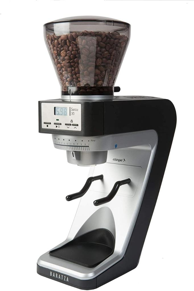 Baratza 1130 Sette 30: Molinillo de café eléctrico premium