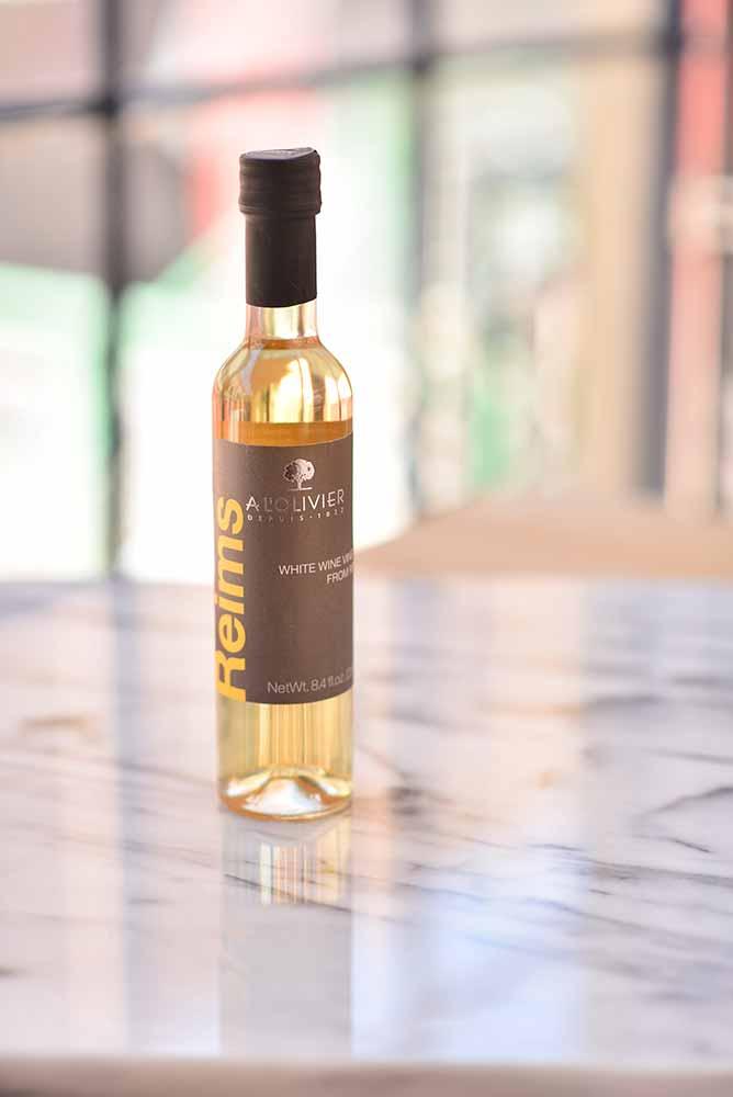 A L'Olivier Vinegar White Wine Reims - Caputo's Market & Deli