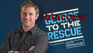 HTACCESS to the rescue