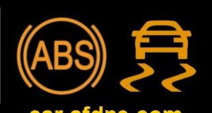 آلية عمل نظام ABS وفوائده وأسباب تعطله