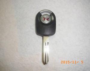スカイラインGTR R34用 イモビ インテリジェントキー